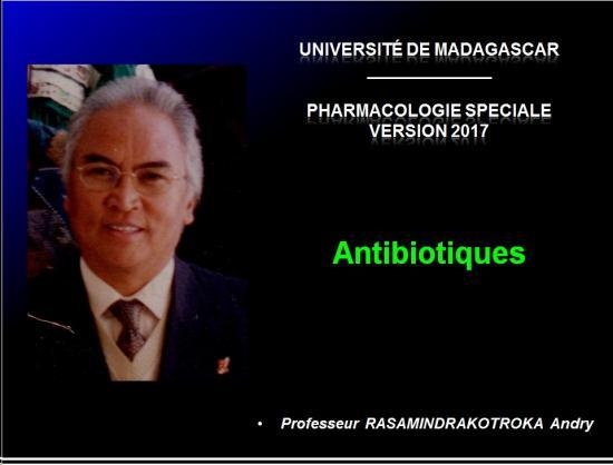 Antibiotiques 1