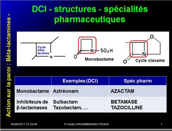 Antibiotiques 14