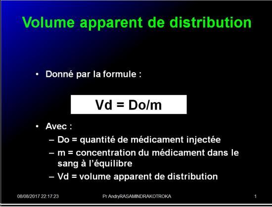 Biodisponiblité et bioéquivalence des médicaments 22