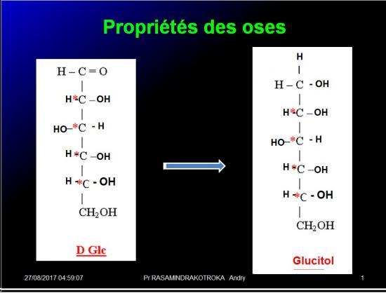 Biomolécules glucidiques 30