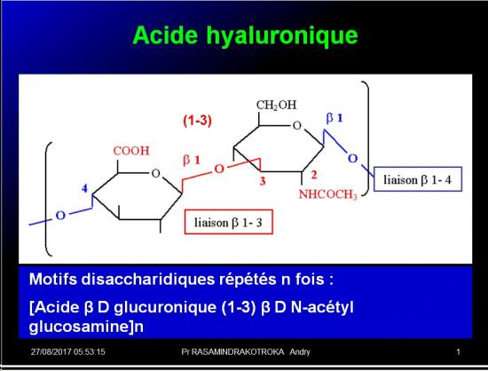 Biomolécules glucidiques 48