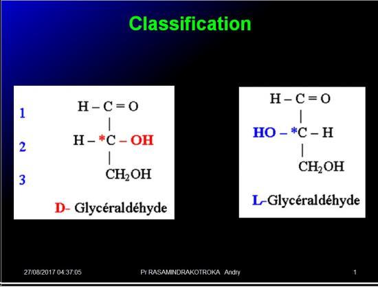 Biomolécules glucidiques 5