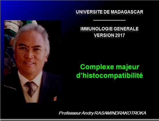 Complexe majeur d'histocompatibilité humain 1