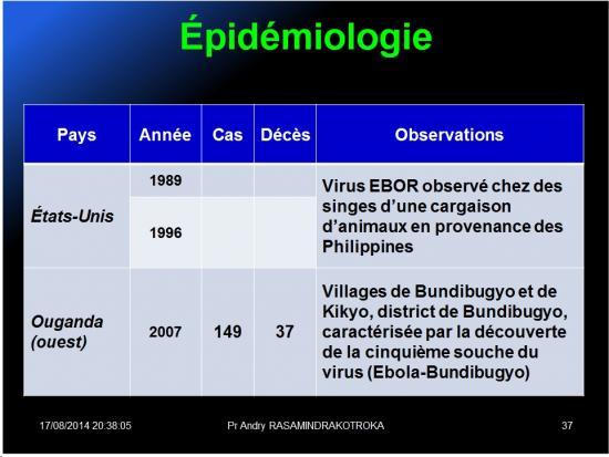 Filoviridae - virus Ebola 10