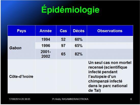 Filoviridae - virus Ebola 8