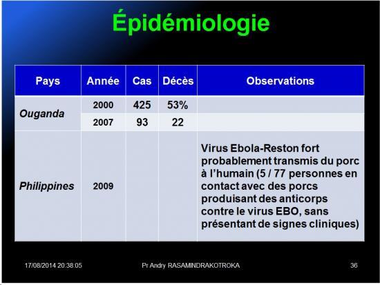 Filoviridae - virus Ebola 9