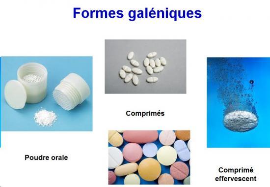 Formes galéniques 2