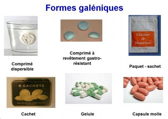 Formes galéniques 3