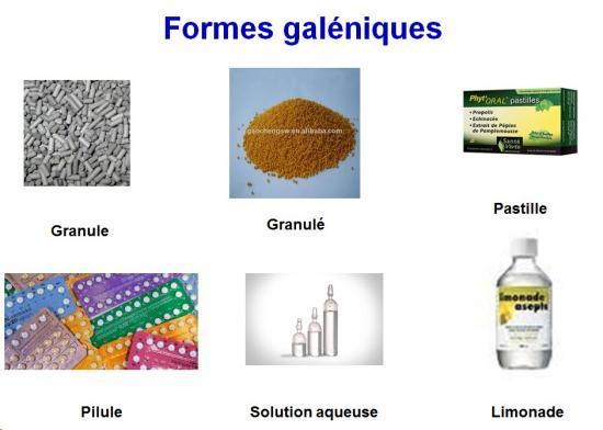 Formes galéniques 4