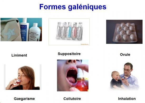 Formes galéniques 6