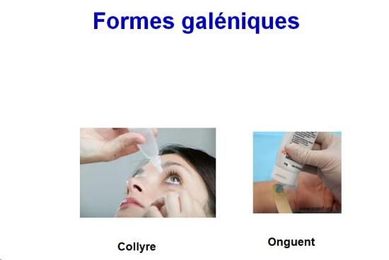 Formes galéniques 7
