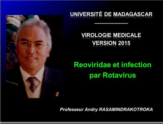 Images électionnées Reoviridae - Rotavirus1