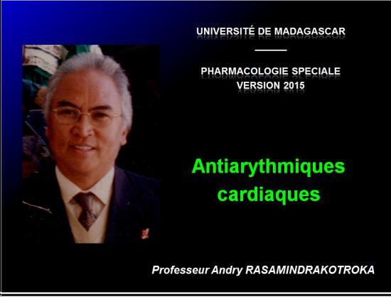 Images sélectionnées Antiarythmiques cardiaques1