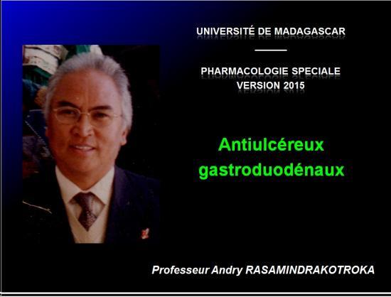Images sélectionnées Antiulcéreux gastroduodénaux1