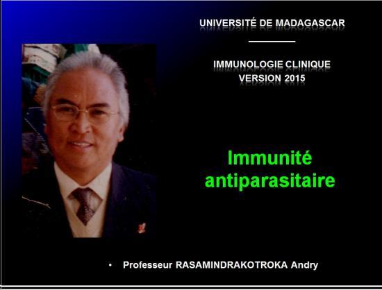 Images sélectionnées immunité antiparasitaire1
