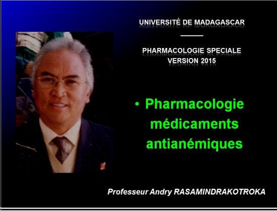 Images sélectionnées médicaments antianémiques1
