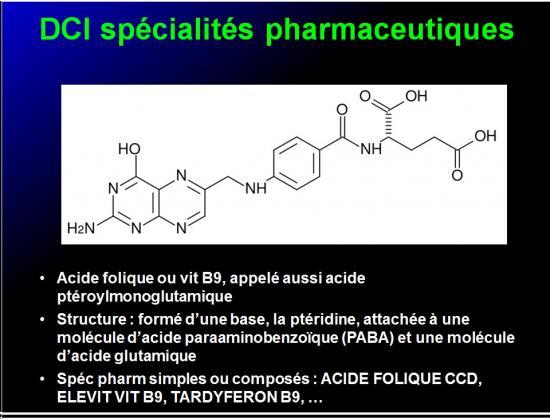 Images sélectionnées médicaments antianémiques14