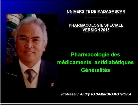 Images sélectionnées Médicaments antidiabétiques1