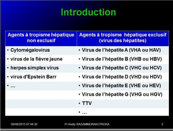 Images sélectionnées virus des hépatites2