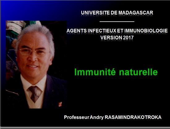 Immunité naturelle 1