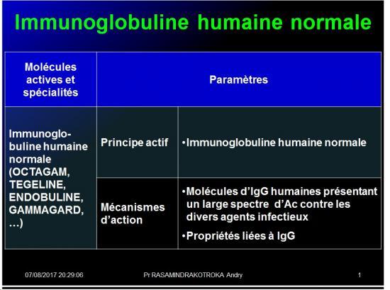 Immunomodulateurs 2