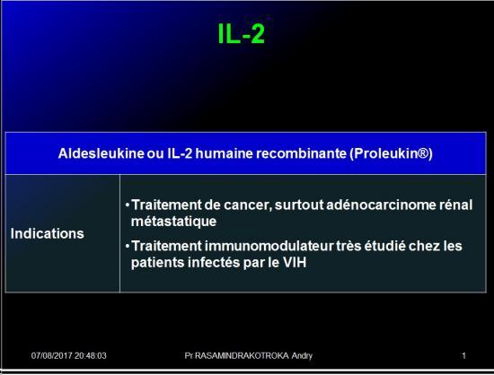 Immunomodulateurs 24