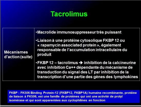 Immunomodulateurs 40