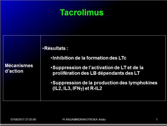 Immunomodulateurs 41