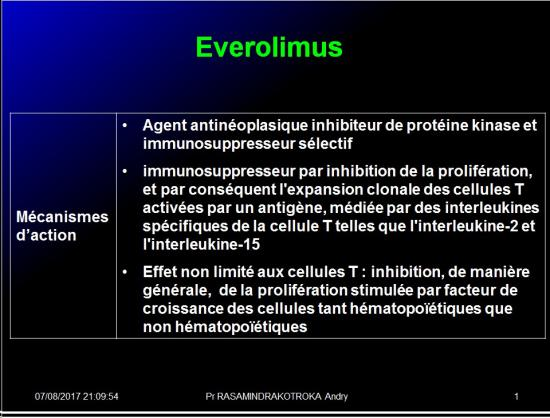 Immunomodulateurs 47