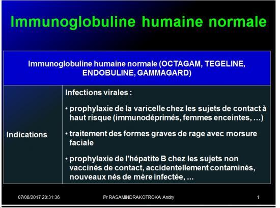 Immunomodulateurs 5