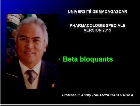 mages sélectionnées béta-bloquants1