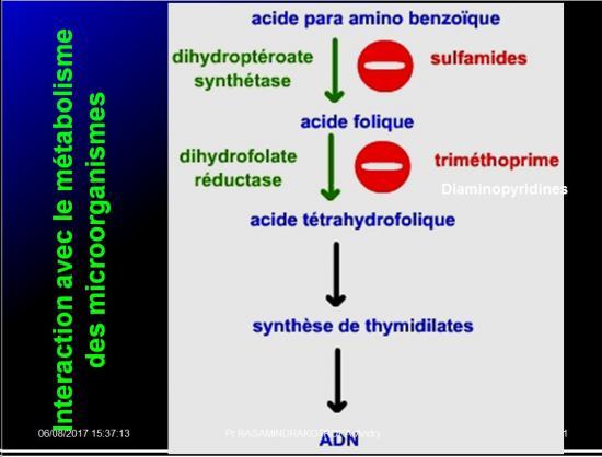 Mécanismes d'action des médicaments 10