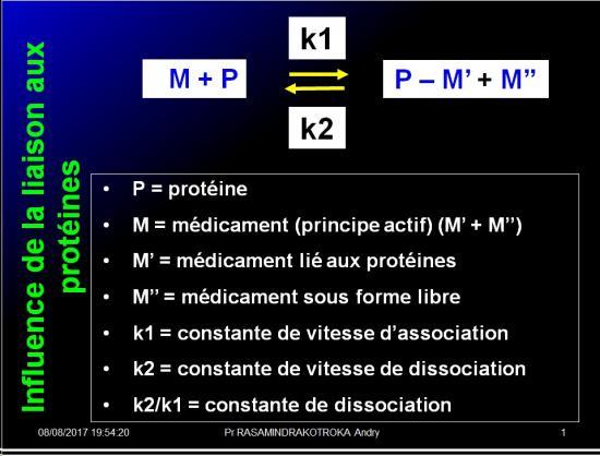Modalités de passage des médicaments à travers membrane biologique et épithélium 12