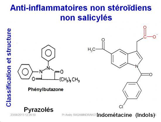 Molécules antiinflammatoires 17