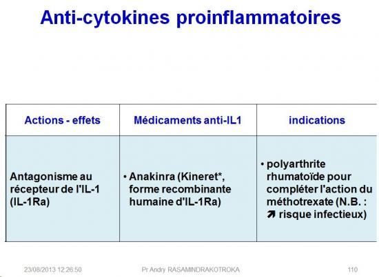 Molécules antiinflammatoires 27