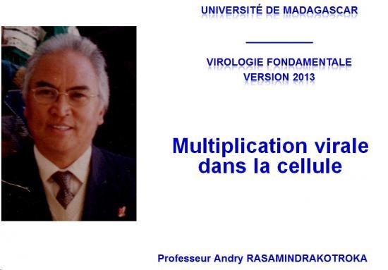 Multplication virale dans la cellule 0