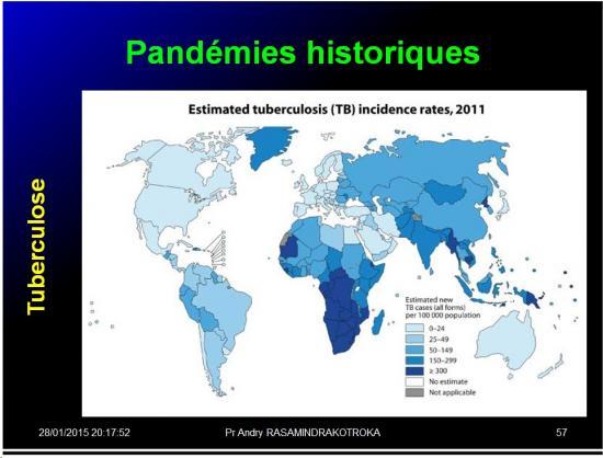 Pandémies humaines 20