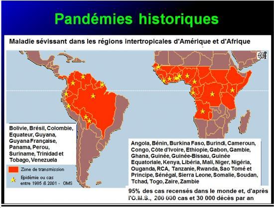 Pandémies humaines 23