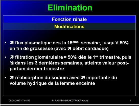 Pharmacologie de la femme enceinte 24