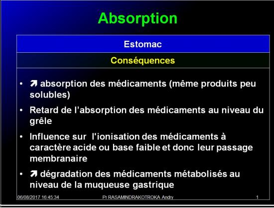 Pharmacologie de la femme enceinte 3