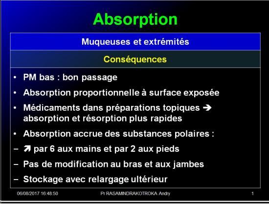 Pharmacologie de la femme enceinte 8