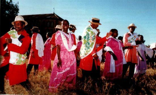 Mpihira gasy hautes terres centrales Madagascar