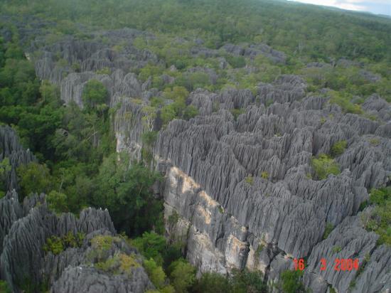 Bemaraha site touristique Madagascar